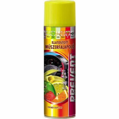 Műszerfalápoló spray citromillat 500ml