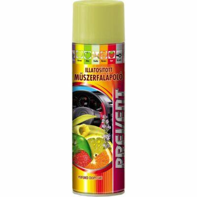 Műszerfalápoló spray vaniliaillat 500ml