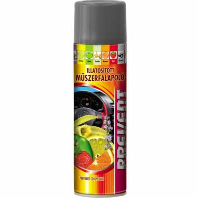 Műszerfalápoló spray new car illat 500ml
