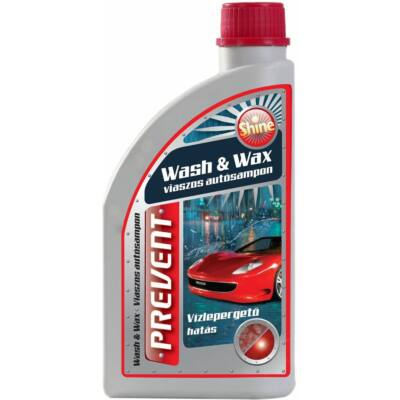 Autósampon 500ml wash&vax viaszos