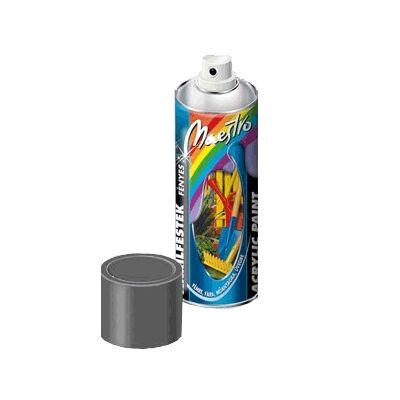 Festék akril acélszürke 400ml ral 7011