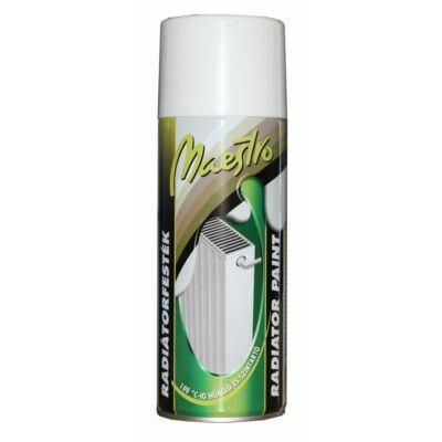 Festék radiátor fehér 400ml 9003