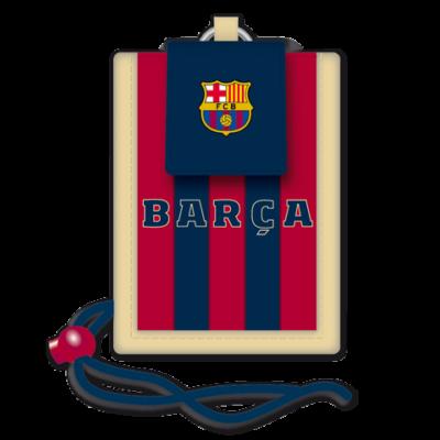 Ars Una Barcelona nyakba akaszthatós pénztárca