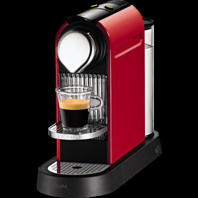 Krups XN720510 CITIZ RED Nespresso kávégép