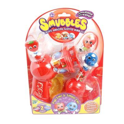 Smubbles illatos buborék varázs (piros)