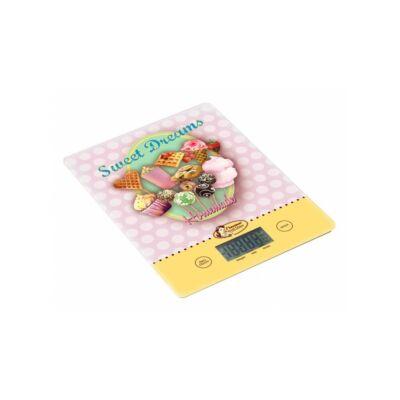 Bestron Sweet Dreams AKS700SD Digitális konyhai mérleg