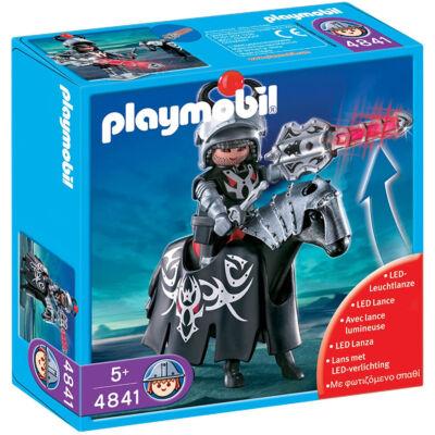 Playmobil Lángföld lovagja világító dárdával (4841)
