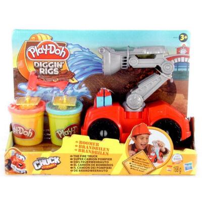 Play-Doh Boomer Tűzoltóautó