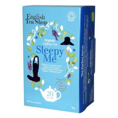 ETS English Tea Shop Bio Wellness Tea Sleepy Me 20 db
