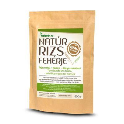 Netamin Natúr Rizs fehérje 500 g