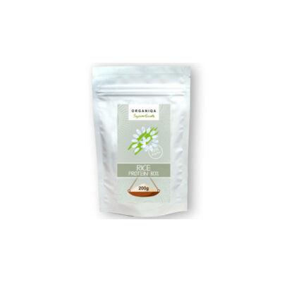Organiqua Bio rizsfehérje por 200 g