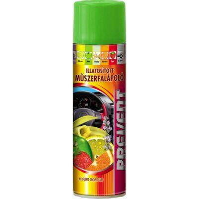 Prevent Műszerfalápoló spray zöldalmaillat 500ml