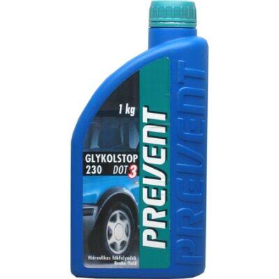 Prevent Fékfolyadék dot-3 glykolstop 1kg s-230