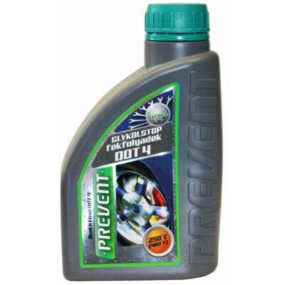 Prevent Fékfolyadék dot-4 glykolstop 0.5kg