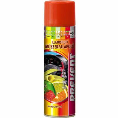Műszerfalápoló spray narancs 500ml