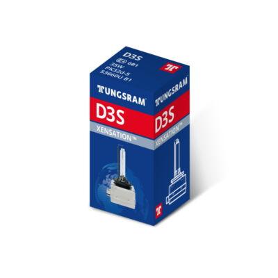 Tungsram Xenon D3S 53660 autó izzó, 1db/csomag