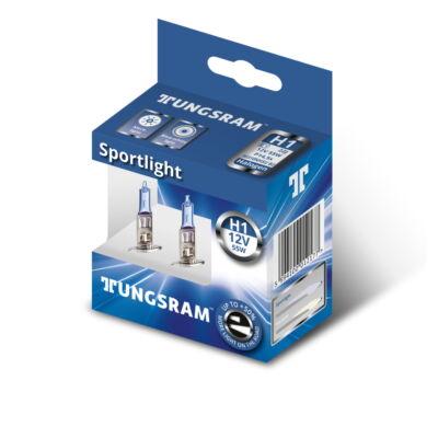 Tungsram Sportlight H1 50310NHSU autó izzó, 2db/csomag