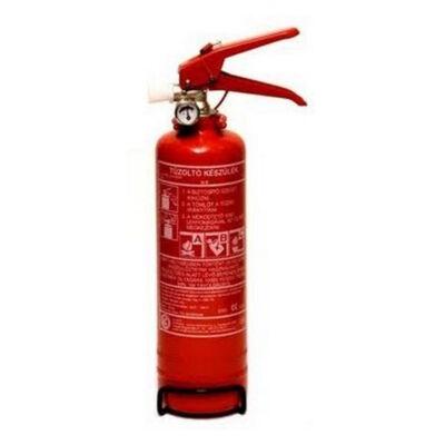 OGNIOCHRON Tűzoltó készülék 1 Kg Porraloltó 5A 34B, C ÓRÁS