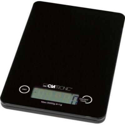 Clatronic KW3366 digitális konyhai mérleg