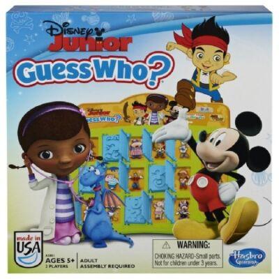 Hasbro Disney Junior Találd ki társasjáték