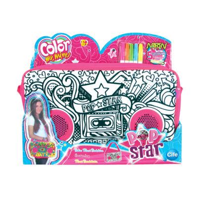 Color Me Mine Pop Star nagy táska