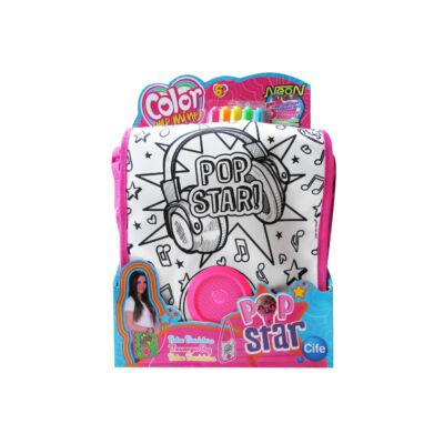 Color Me Mine Pop Star oldaltáska
