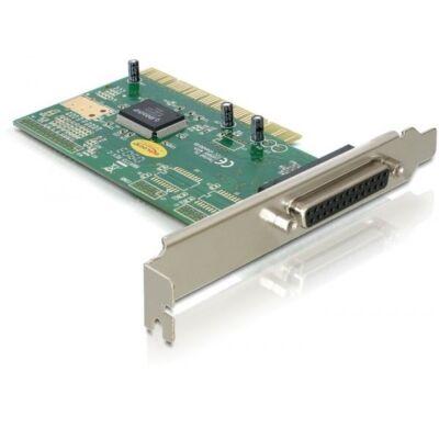 Delock PCI LPT bővítőkártya 89015