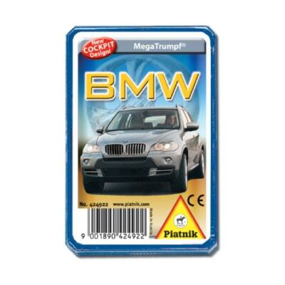 Piatnik BMW technikai gyermekkártya