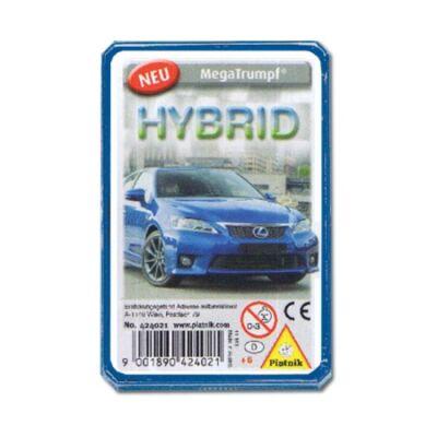 Piatnik Hybrid autók technikai gyermekkártya