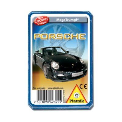Piatnik Porsche technikai gyermekkártya