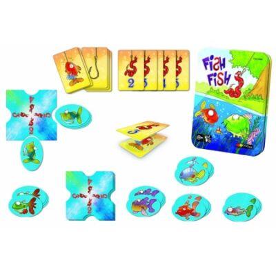 Gigamic Fish fish kártyajáték