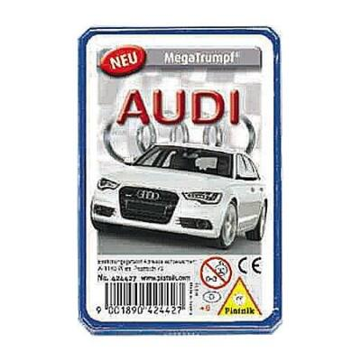 Piatnik Audi technikai gyermekkártya