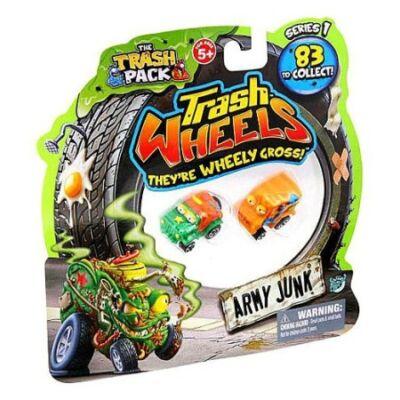 Trash Wheels Járgányok - 2 db-os szett