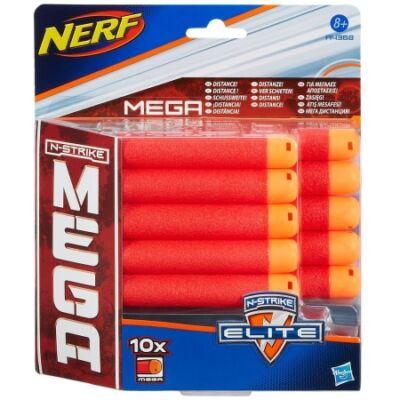 NERF N-Strike utántöltő szivacslövő szett