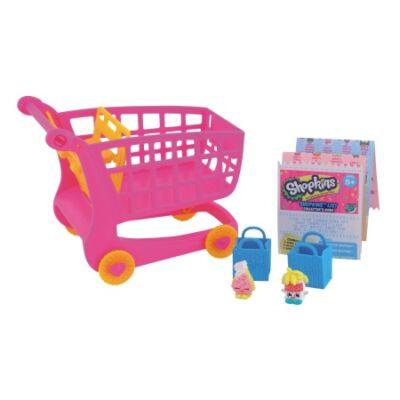 Shopkins Kosárlakók - Bevásárlókocsi
