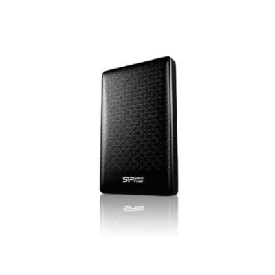 Silicon Power D01 500GB Fekete külső merevlemez