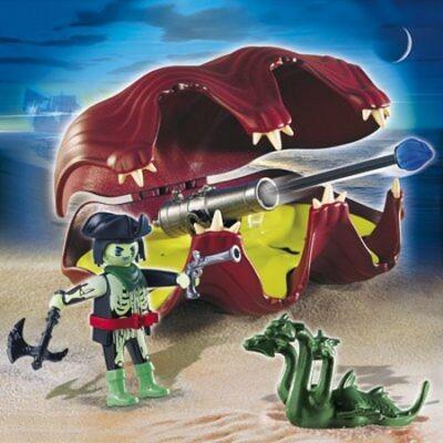 Playmobil Harcikagyló ágyúval (4802)