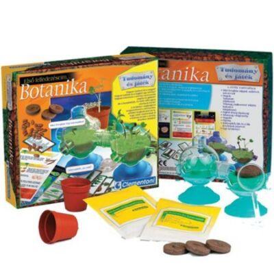 Clementoni Botanika tudományos játék