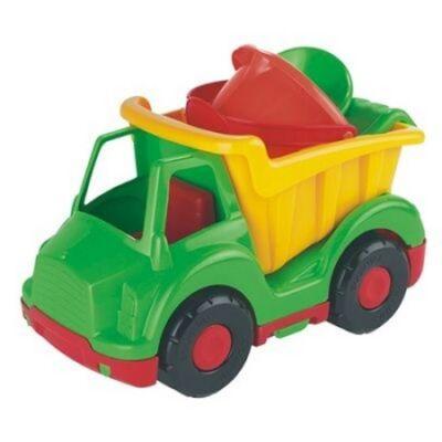 Ecoiffier Homokozós teherautó