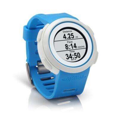 Magellan ECHO SMART RUNNING WATCH kék Fittness óra