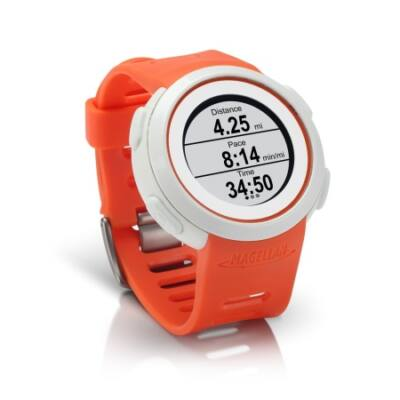 Magellan ECHO SMART RUNNING WATCH narancs Fittness óra