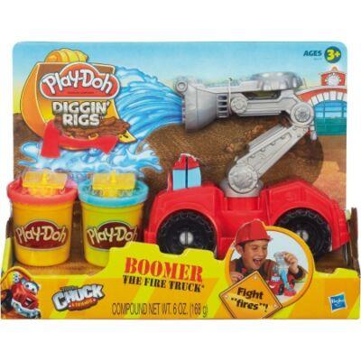 Play-Doh Tűzoltóautó